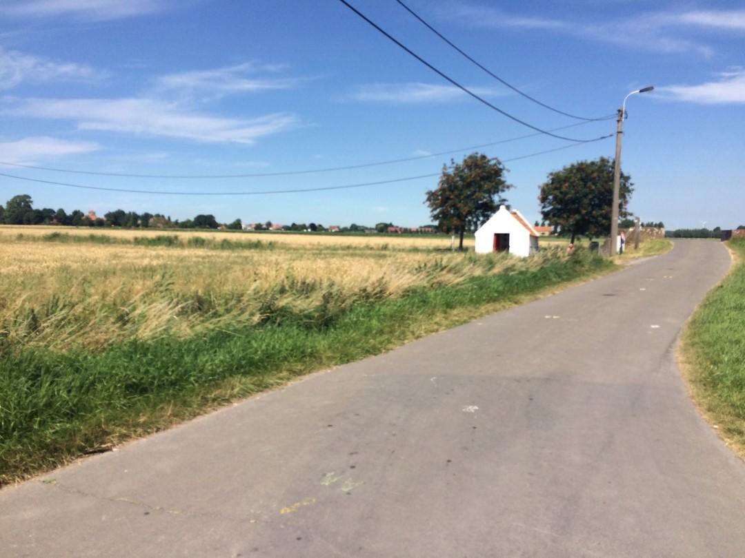 &copy Copyright - vlaanderen-fietsland.be - Bart De Ruytter (Auteur)