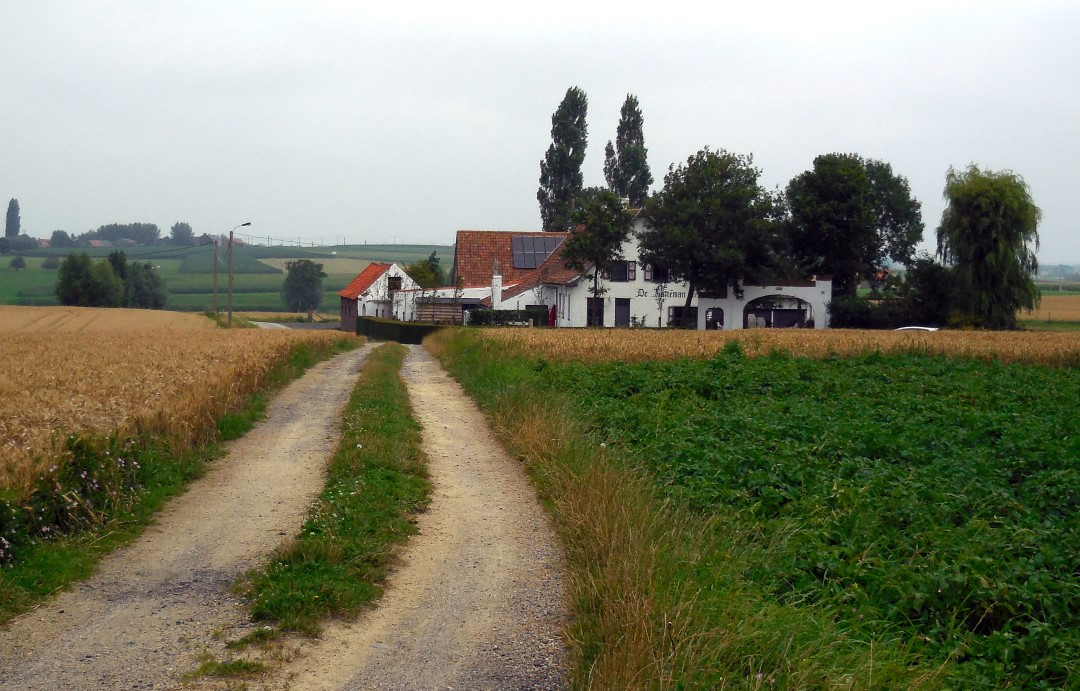 &copy Copyright - vlaanderen-fietsland.be - Eddy Theys (Auteur)