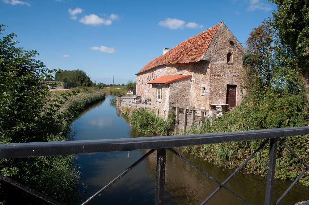 &copy Copyright - vlaanderen-fietsland.be - Luc Detailleur (Auteur)