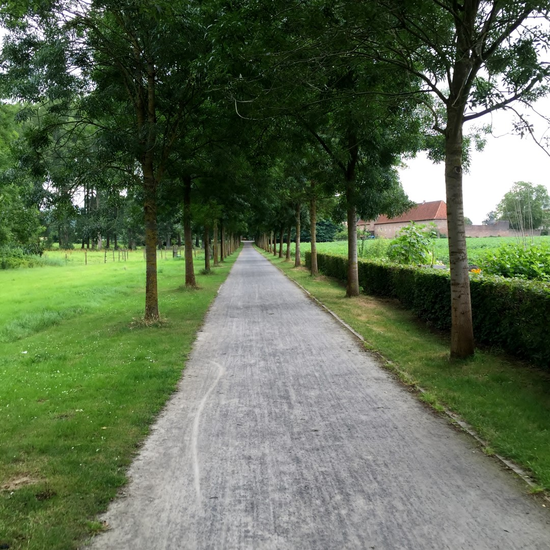 &copy Copyright - vlaanderen-fietsland.be - Viviane Taghon (Auteur)