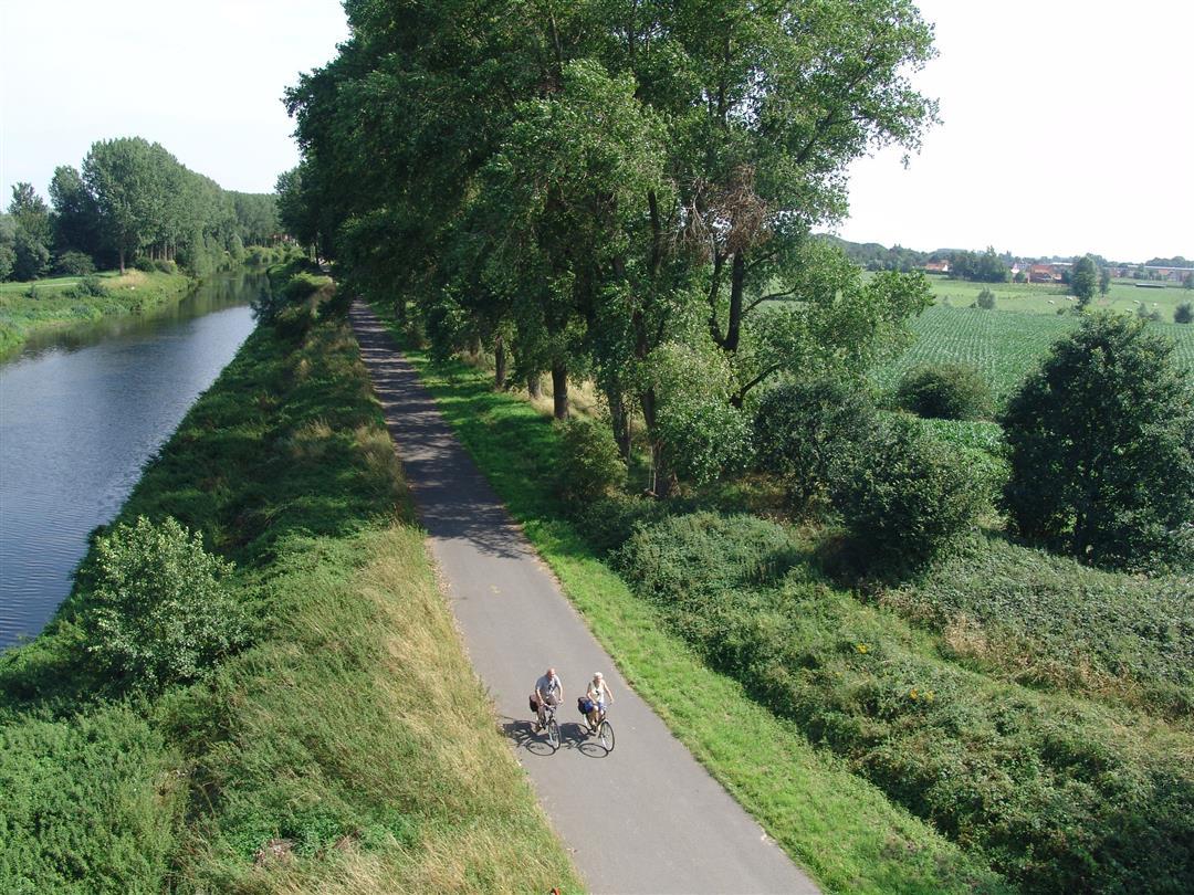 Schipdonk fietsroute